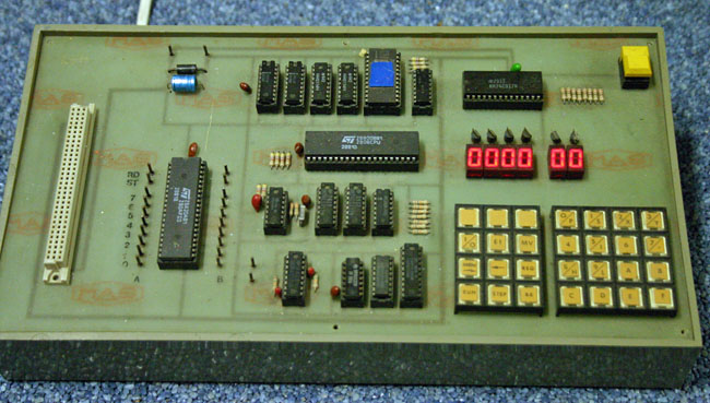 Z80 development kit