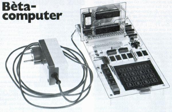 Beta computer