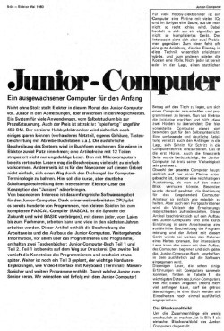 Junior deutsch