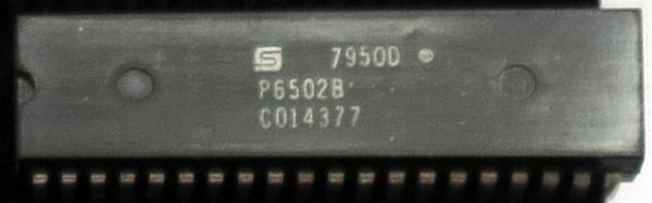 6502B 7950