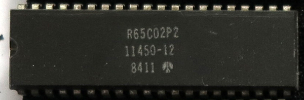 65c02 8411