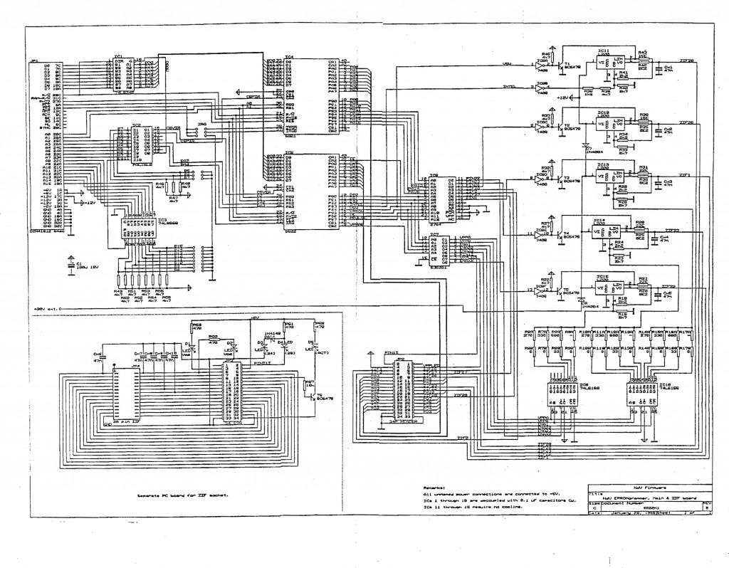 DOS65-Ep circuit
