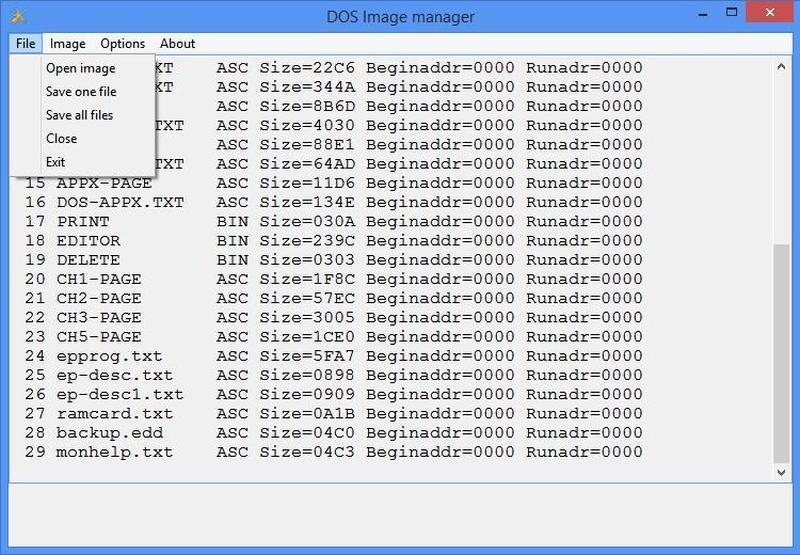 DOS65ImageManager4