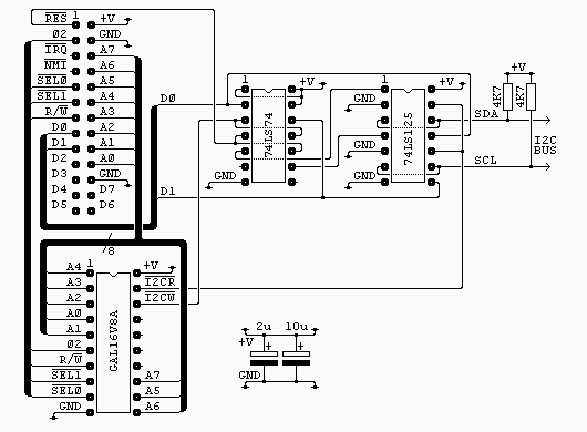 i2c bus interface  u2013 retro computing