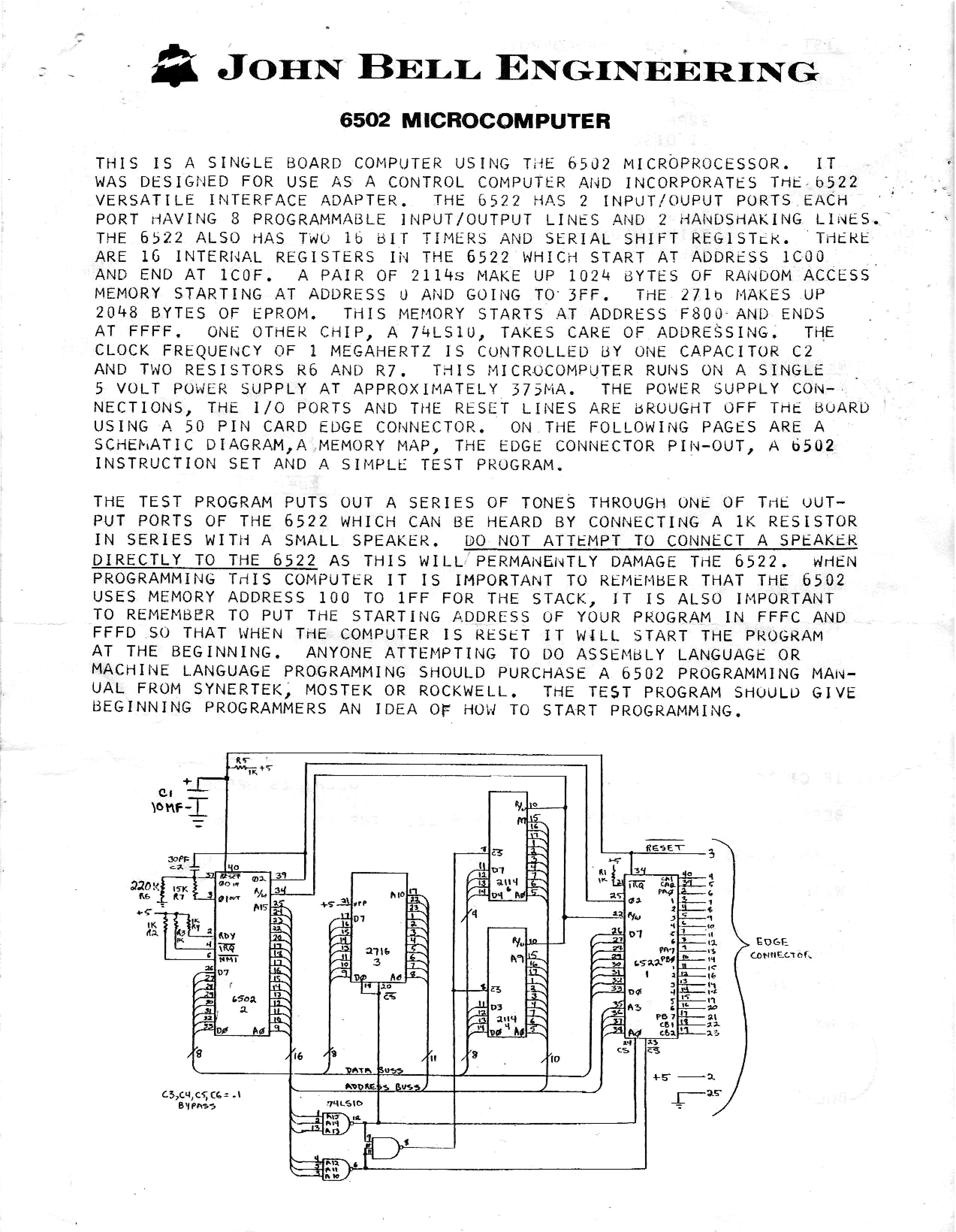 6502 – Page 3 – Retro Computing