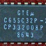 GTE C65SC32P-2