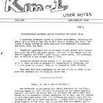 KIM-1 User Notes