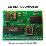 Budgetronics Z80 retro computer
